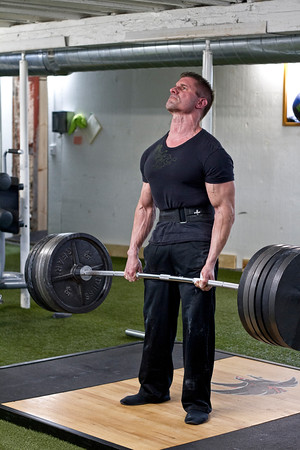 Chad Shaw Deadlift