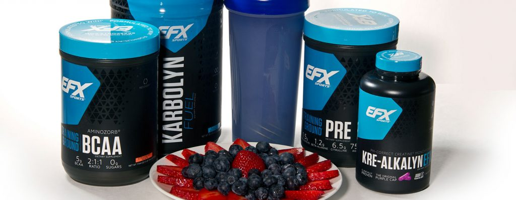Beastly Berries Pre-Workout Fuel