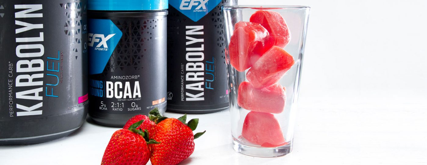 Strawberry Crush Karbolyn Cubes