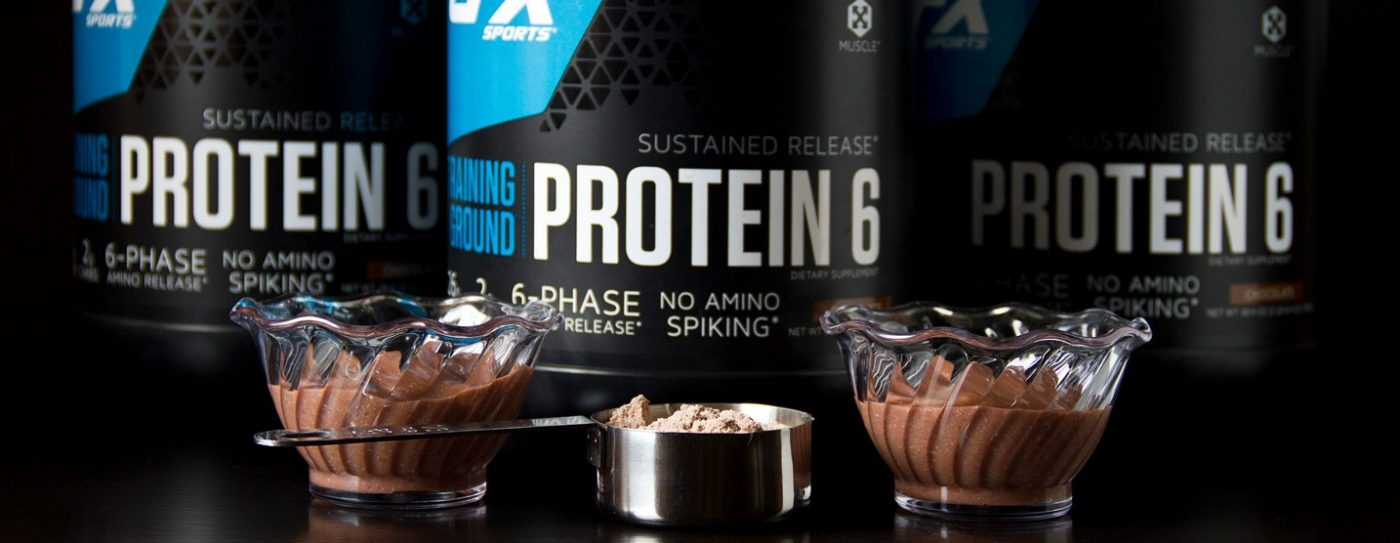 Thick & Easy Protein Pudding
