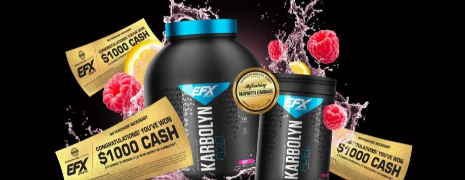 EFX Sports Show 10: Golden Ticket Giveaway